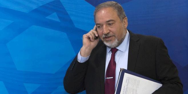 Lieberman Gazze'yi yok edecekmiş