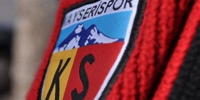 Kayserispor'a 400 bin TL haciz