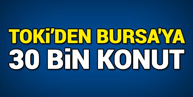 TOKİ'den 30 bin konut