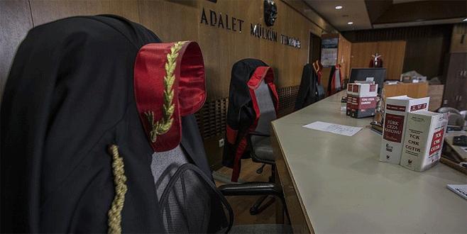 'FETÖ'cü hakimlerin baktığı davalar yeniden görülmeli'