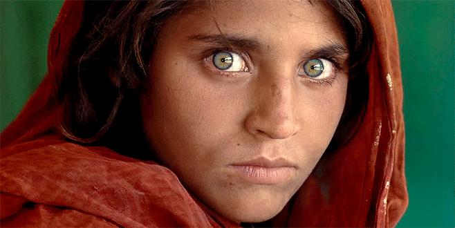'Afgan Kızı' sahtecilik suçlaması