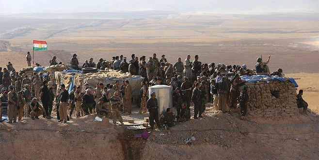 Musul'da 30'un üzerinde köy geri alındı