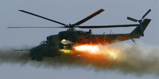 Fırat Kalkanı'na Esad müdahalesi