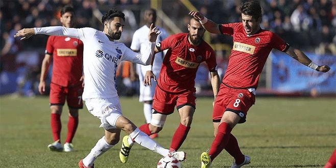 Çorum Belediyespor 1-2 Trabzonspor