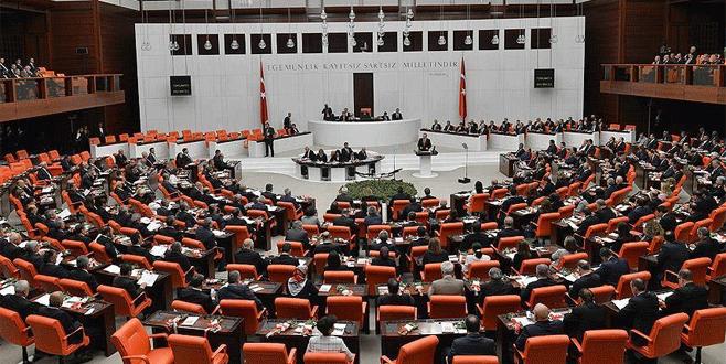 Asgari ücretlilere vergi desteği Meclis'te kabul edildi