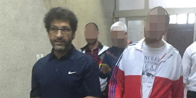 Eski YARSAV Başkanı tutuklandı