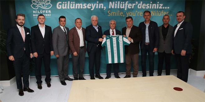 Yeşil Bursa'ya stat müjdesi