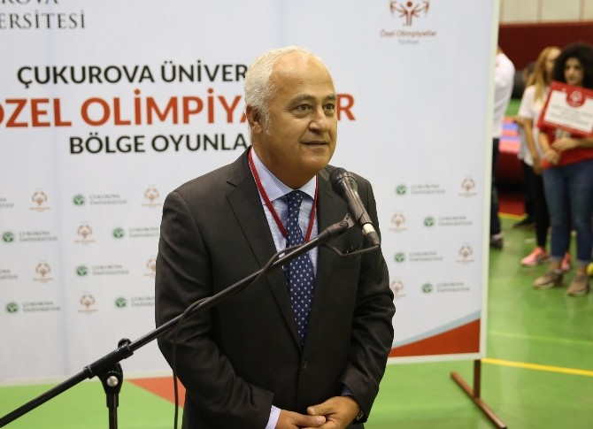 Çukurova Üniversitesi Özel Olimpiyatlar Bölge Oyunları tamamlandı
