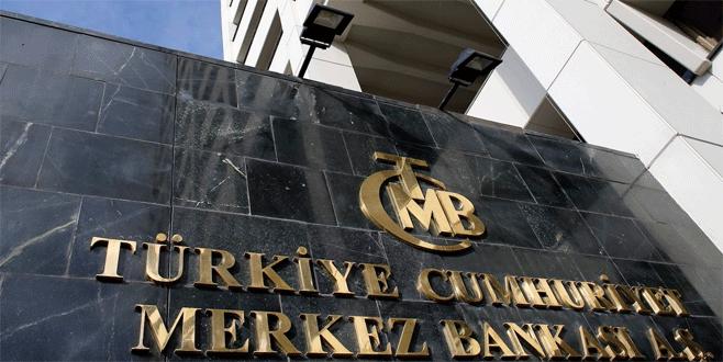 Merkez Bankası, enflasyon tahminini yükseltti