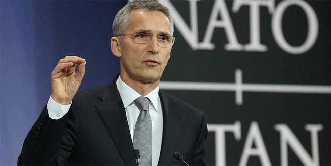 NATO Ege'deki görevine devam edecek