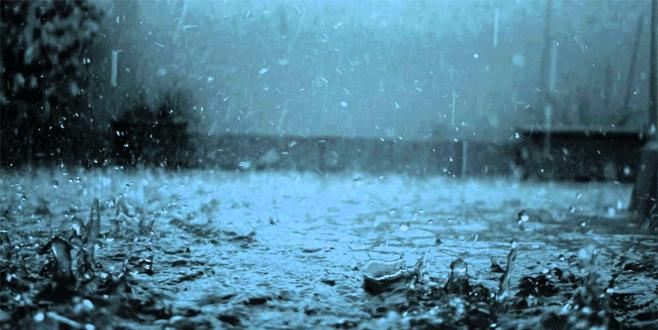Meteorolojiden 'asit yağmuru' açıklaması