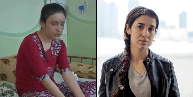 Sakharov Ödülü Ezidi kadınlara