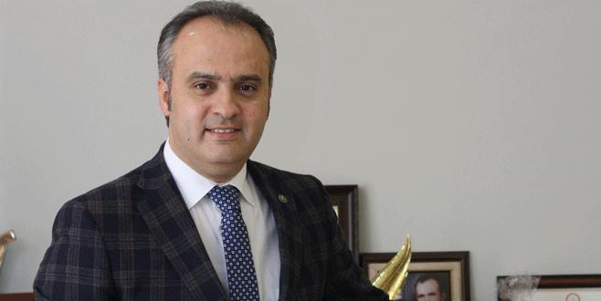 Aktaş'a yılın ilçe belediye başkanı ödülü