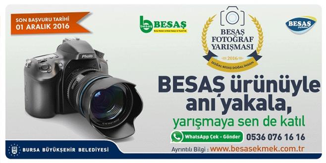 BESAŞ'tan fotoğraf yarışması