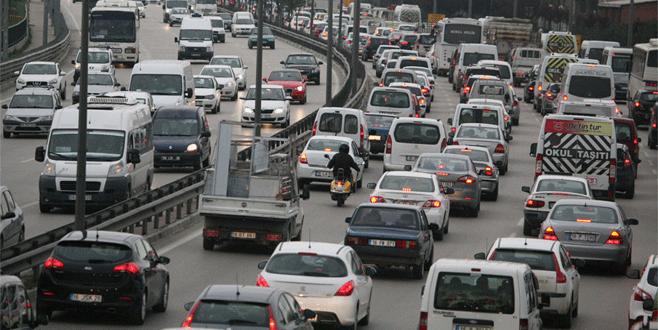 Bursa'da trafiğe 29 Ekim ayarı
