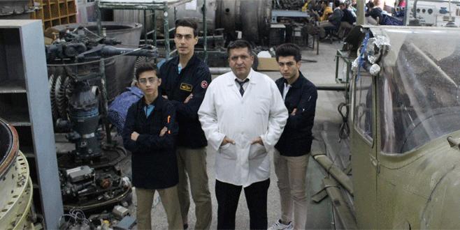 Bursalı harika çocuklara Cumhurbaşkanı'ndan davet
