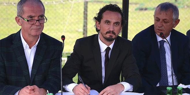 Tuncay Şanlı'dan Sakaryaspor'a 4 yıllık imza