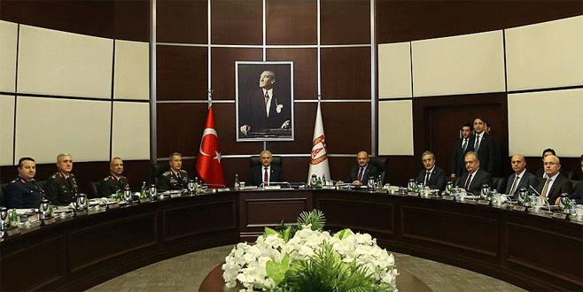 Savunma Sanayii İcra Komitesi kararları açıklandı