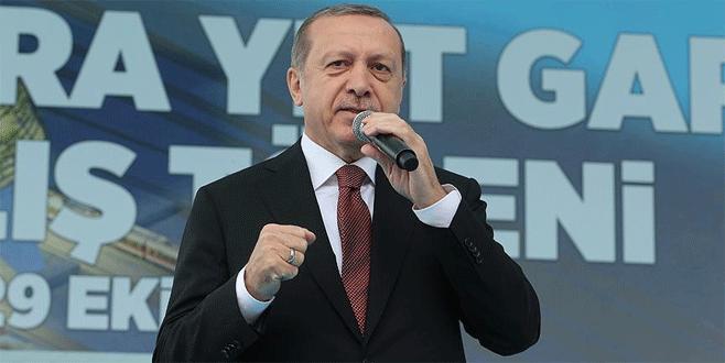 'Türkiye Cumhuriyeti devletinden başka devlet tanımıyoruz'