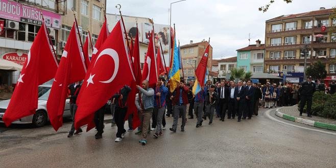 Gürsu'da Cumhuriyet Bayramı