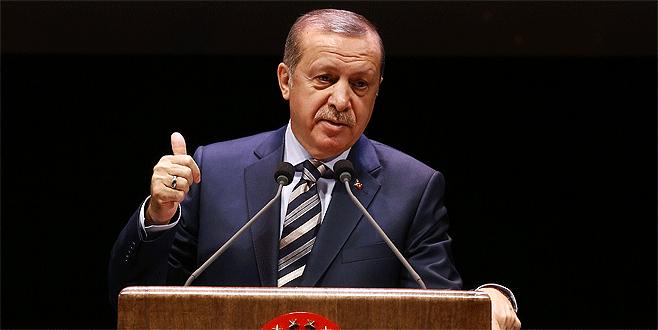 Cumhurbaşkanı Erdoğan'dan flaş 'Telafer' açıklaması