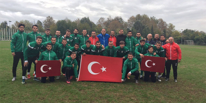 Yeşil Bursa'dan 'Cumhuriyet' mesajı
