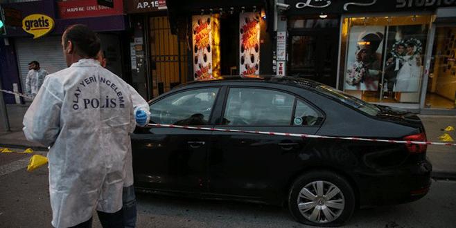 İstanbul'da silahlı çatışma: 2'si polis 7 yaralı