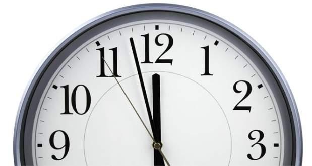 Türkiye'de saat kaç?