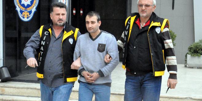 Bursa'da pompalı tüfekle dehşet saçan zanlı tutuklandı