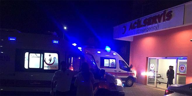 Mardin'de AK Parti ilçe binasına saldırı