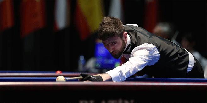 Murat Naci Çoklu dünya şampiyonu oldu