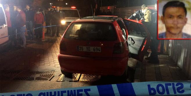 Bursa'da park halindeki otomobilde ölü bulundu
