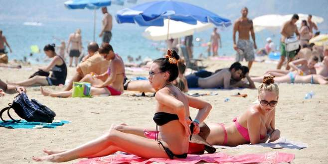 Türkiye'nin turizm geliri azaldı