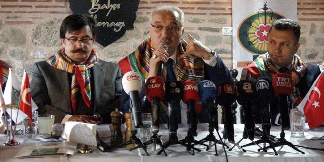 Türkmenler için 200 bin imza
