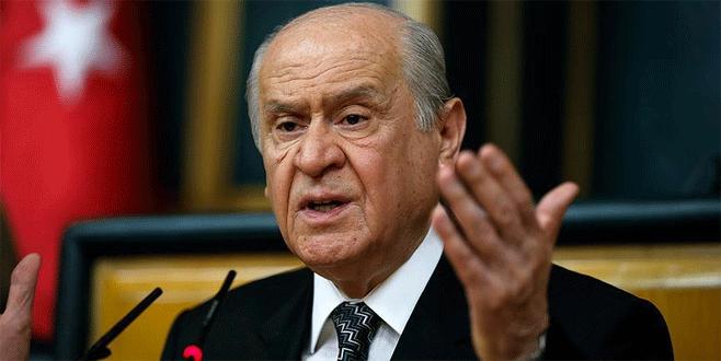 Bahçeli'den 'idam' açıklaması: 'MHP dünden razıdır'
