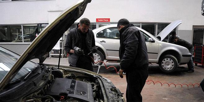 Sürücülere 'kış bakımı' uyarısı
