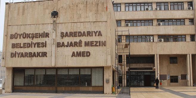 Diyarbakır Büyükşehir'e görevlendirme