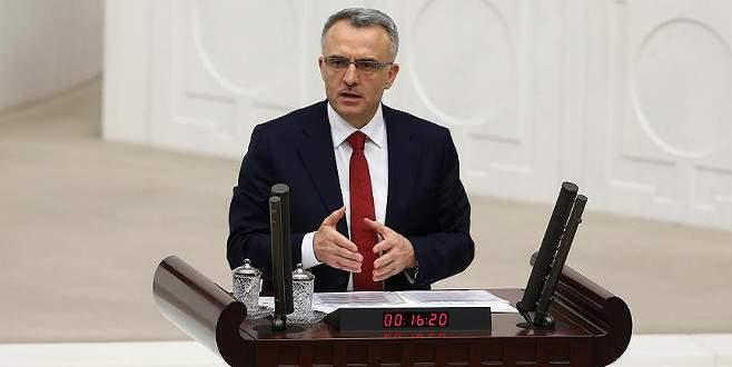Maliye Bakanı'ndan dizel araçlar için vergi açıklaması