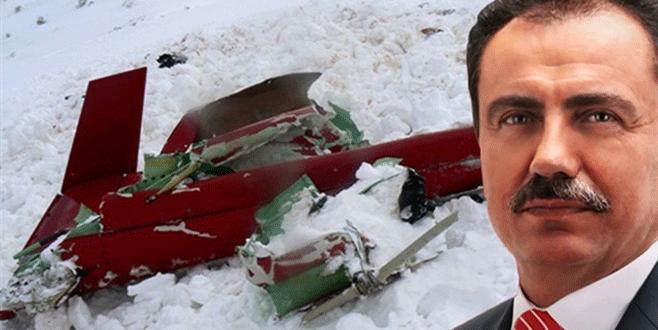 Muhsin Yazıcıoğlu'nun öldüğü kazayla ilgili yeni iddia