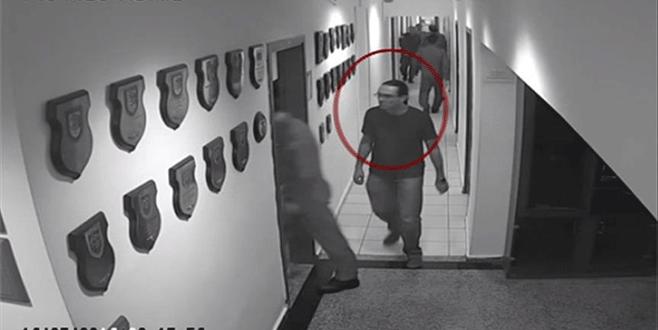 Eski TİB çalışanının Akıncılar'daki görüntüleri ortaya çıktı