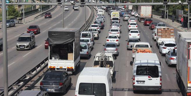 Vatandaşın derdi trafik