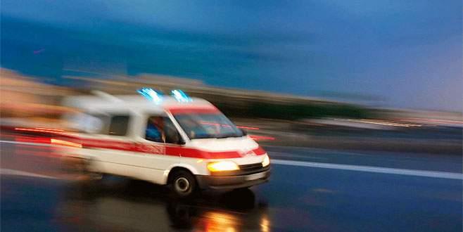 Bir işçi servisi kazası daha: 11 yaralı
