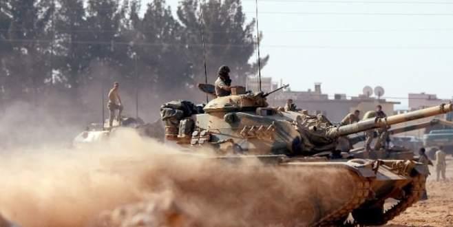 TSK Fırat Kalkanı açıklaması: 22 DEAŞ'lı öldürüldü