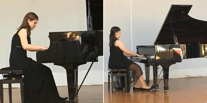 Bursalı 2 genç piyanistten büyük başarı