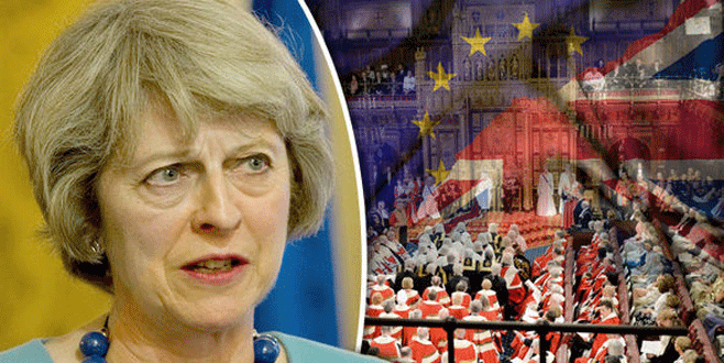 Brexit'e yargı freni