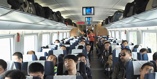 Çin'de sıradışı bir uygulama
