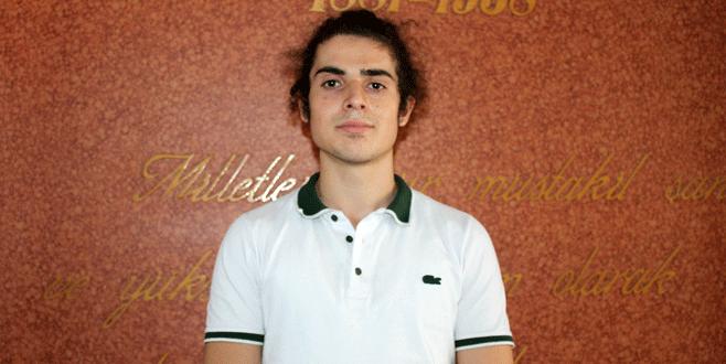 YMTAL'de öğrenci meclisi başkanı Nariman İlyazov