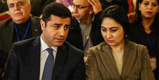 HDP eş başkanlarını hakim karşısına çıkaran suçlamalar