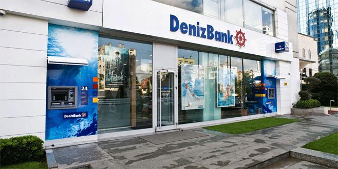 Denizbank'tan KOBİ'lere düşük faizli kredi