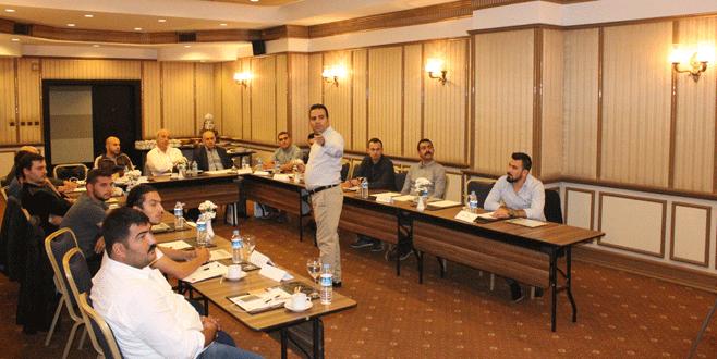 Akiş Boya'dan sektörde eğitim seferberliği